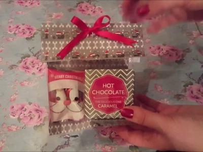 Easy Hot Chocolate Christmas Gift Idea