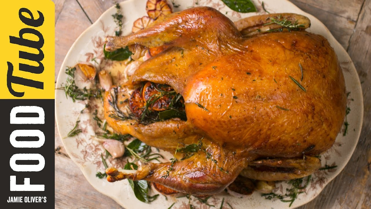 Fail-Safe Roast Turkey | Jamie Oliver