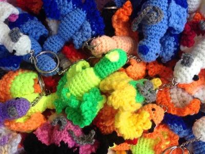 How to Crochet Bird Part 1