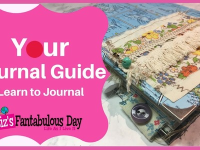 How to Make an Easy Junk Journal From Start to Finish, Junk Journal for Beginners, Altered Book PT 1