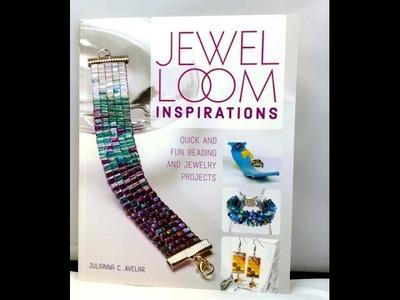 Jewel Loom Inspirations by Julianna C. Avelar - Book Flip Through