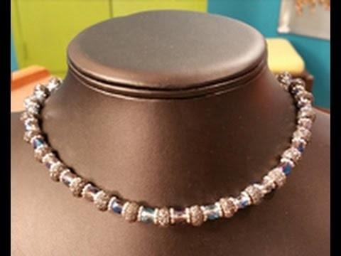 Katie Hacker creates a Beaded, Fringe Pendant on Beads, Baubles & Jewels (2307-2)