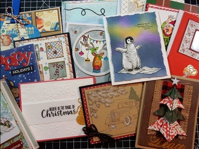 Mail Call for November 2017   Christmas or Other Religious Holiday Cards