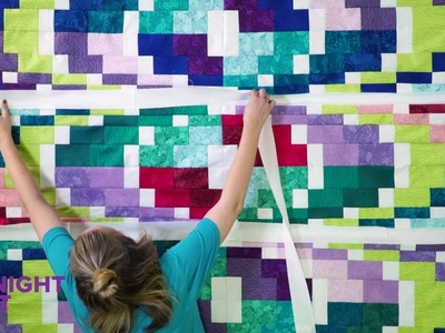 NEW Midnight Quilt Show Bargello episode - Watch & SUBSCRIBE to the new channel!