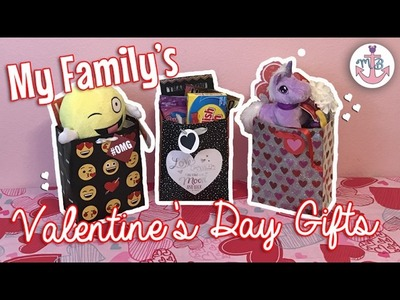 VALENTINE'S DAY GIFT IDEAS | What I got my husband & kids for Valentine's Day!