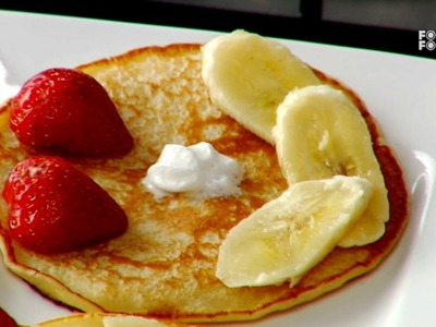 Yogurt Banana Pancakes -  Mummy Ka Magic