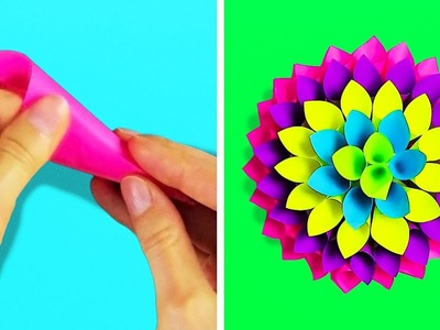 17 ABSOLUTELY STUNNING PAPER CRAFTS