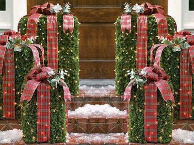 2017 Winter Outside Decoration Ideas 3