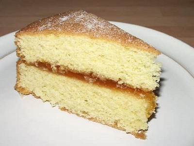 Basic Eggless Sponge Cake Recipe Video by Bhavna