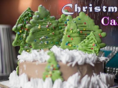 Christmas Cake Decoration | Merry Christmas To All!
