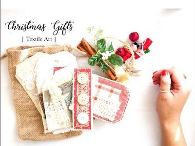 Christmas Gifts | Textile Embellishment Art |