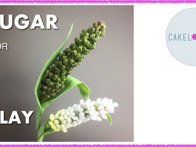 Green Millet: Foliage for Sugar And Clay Flower Arrangements