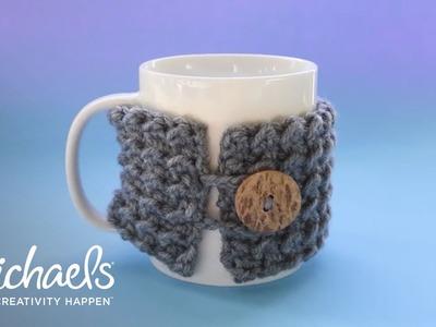 How to Crochet a Koozie | Michaels