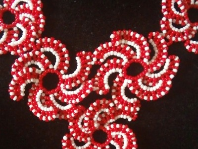 How To Make Christmas Jewelry (Pattern)