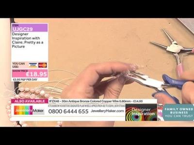 [How to make Lace Jewellery] - JewelleryMaker DI 3.1.15