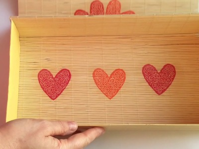 ????Jewelry box DIY???? How to make jewellery box. Cheap and easy DIY????.