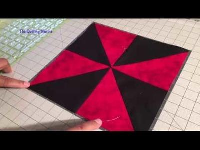 Let's Make a Pinwheel Quilt