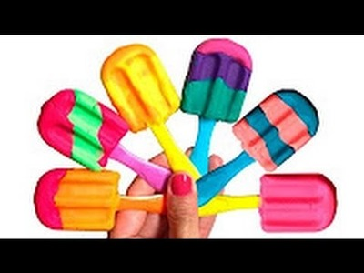 Make Play Doh Ice Creams with Play-Doh Scoops 'n Treats Playset