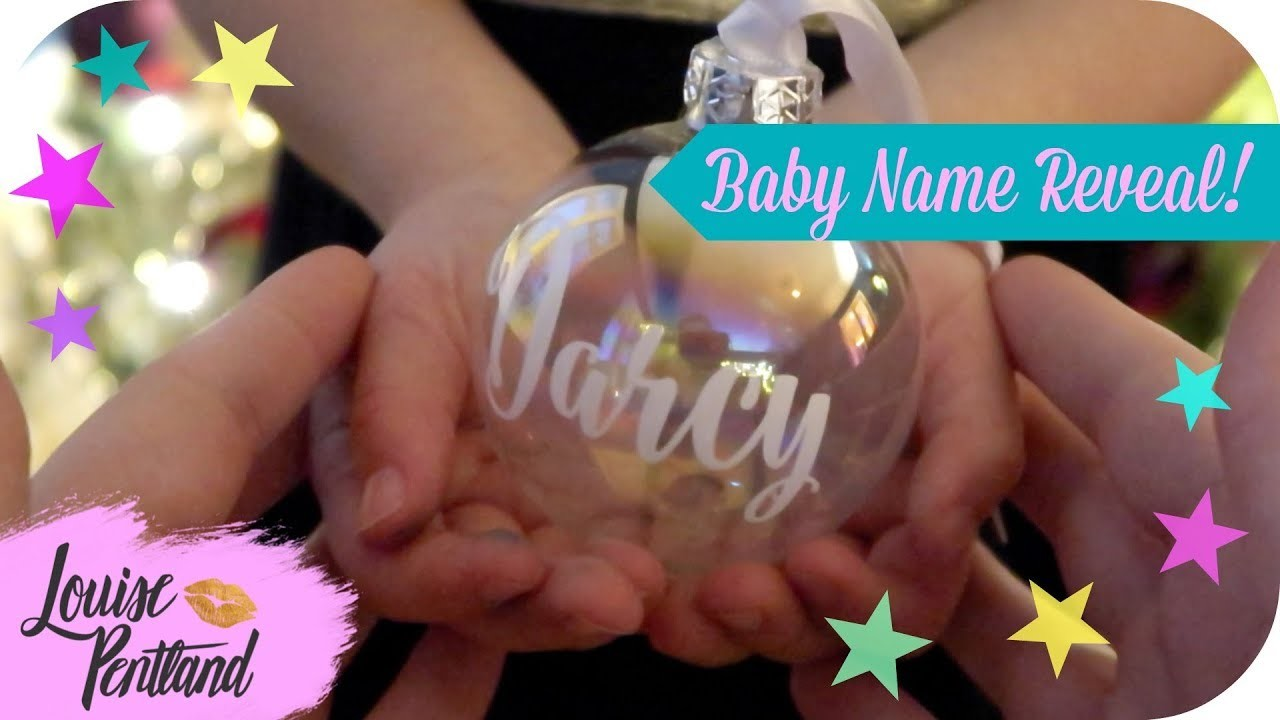 My Babies | Name Reveal | MOTHERHOOD