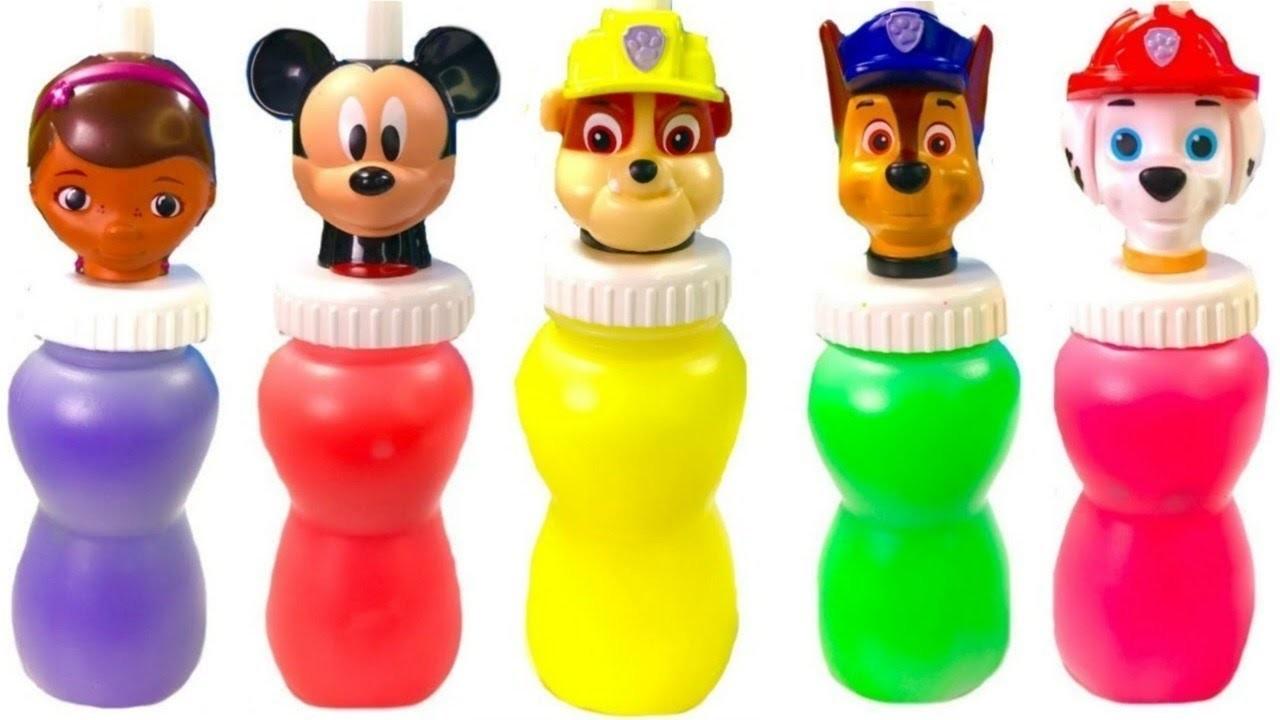Paw Patrol Slime Surprise McStuffins Minnie