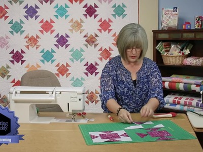 Quilting Quickly - Two Charming