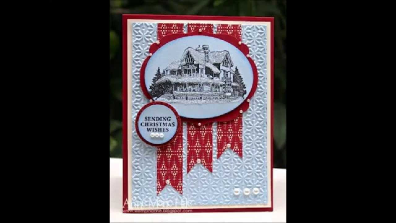 Stampin up Stamps Christmas Lodge. Gallery#1 Quick & Easy Cards