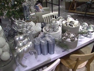 'Starry Night' home decor for the holidays