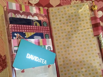 Start to Finish Personal Size Travellers Notebook | Part 3 Dashboard w Card Holder, Pocket, Pen Loop