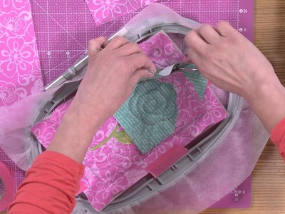 CME In The Hoop: Make An Eyeglass Case with Lisa Archer