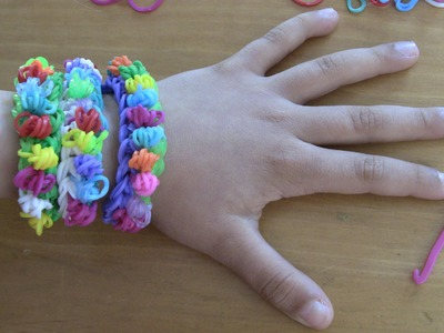 Cra-z-loom  bracelet Pop corn