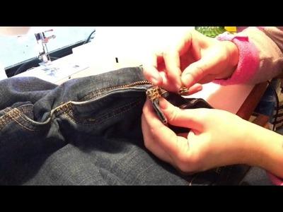 How to Fix a Zipper with Broken Teeth