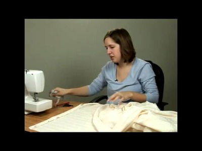 How to Hem the Sides of the Curtain When Making Curtains