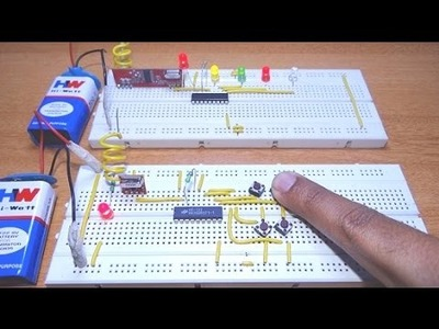 How To Make A RF Transmitter And Receiver?