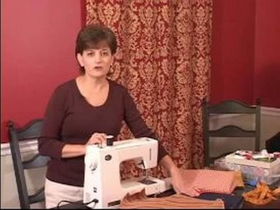 How to Sew Curtains : Fabrics for Curtain Sewing Project