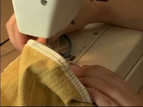 How to Sew Handmade Purses : Attaching the Straps for Handmade Purses