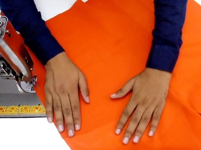 Ladies Trouser Side Pocket | How to make side pocket in Women Trouser