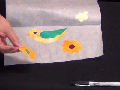 Little Fused Art Quilts - Basic Fusing Tips