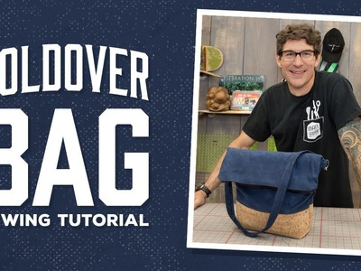 Make a Foldover Bag with Rob
