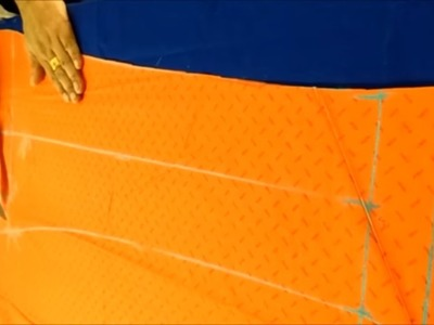 Palazzo pants cutting in Hindi | Simple & Easy Cutting of Palazzo