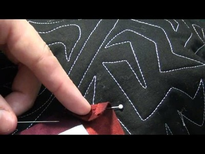 Quilt Along #22: How to Create a Quilt Tag
