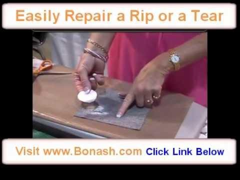 Repairing a Rip or a Tear