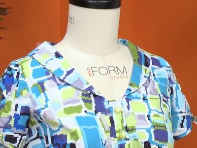 Sew Along -- Sew Liberated Clara Dress Week 1