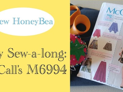 Sew HoneyBea   May 2017 Sew-a-long and Pattern Review   McCall's M6994