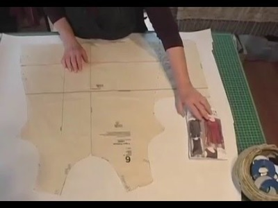 Tips for Making Marcy Tilton's Pieced T; a T-Shirt with Asymmetrical Lines (1 of 3)