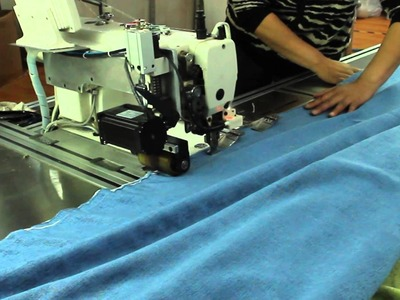We provide the service to process the curtain manufacturing