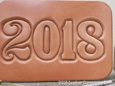 2018 Leather Craft How to Video Tutorials YouTube