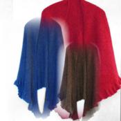 BEACH NIGHTS OF SUMMER SHAWL - Knitting Pattern