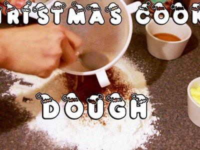 Best Christmas Cookie Dough Recipe without Ginger   HappyFoods
