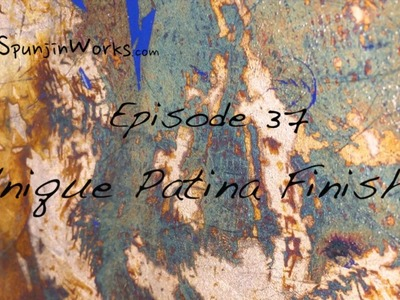 Chemical Patina on Silver and Copper. How-To (Ep. 37)