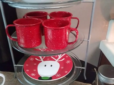 Christmas Cocoa. Coffee Bar - Thrift Store. The $.99 Store!